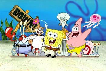 My Life As SpongeBob