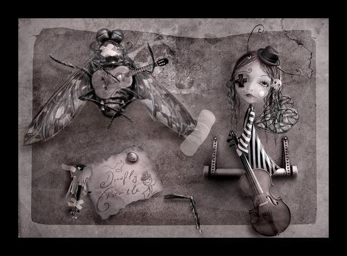 Brocken Used Toys : Old broken toys