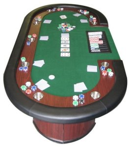 jay's poker table